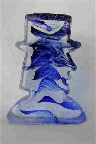 Art Glass Mystery Man Vallien