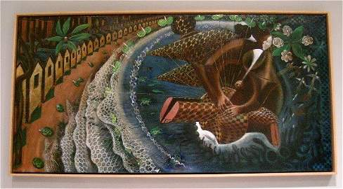 172: BIGGERS Spring Renewal Painting