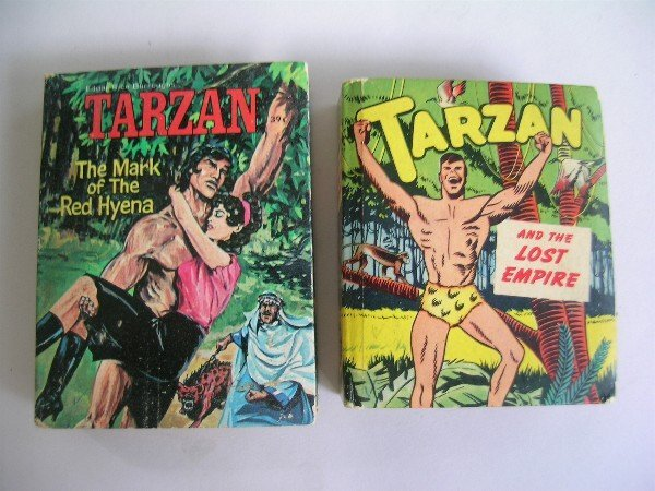 11: Tarzan Big Little Books
