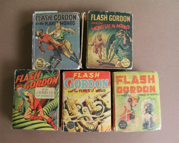 14: Flash Gordon Big Little Books