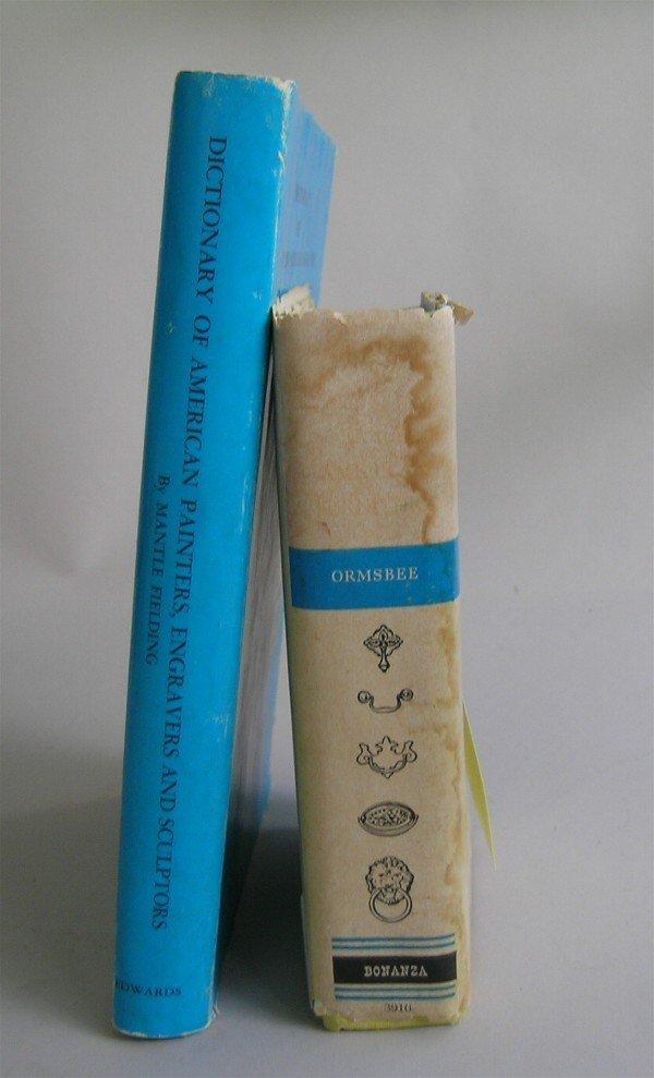 15: Books: American Furniture & Mantle Fielding