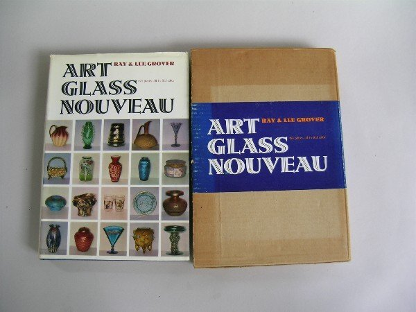 18: Art Glass Nouveau Book 1967