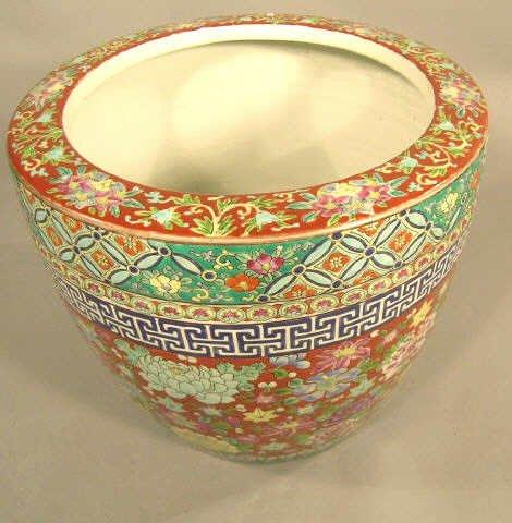 812: Chinese Ceramic Cache Pot