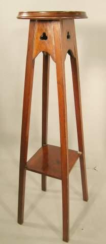 Art Nouveau Pedestal