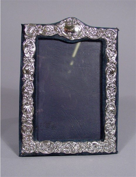 1017: Sterling Photo Frame London