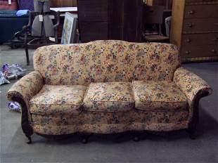 Art Deco Vintage Couch Sofa
