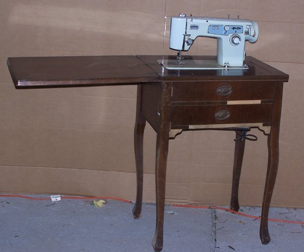 113: Brothers Model 151 Sewing Machine