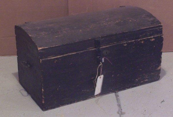 116: Wooden Trunk