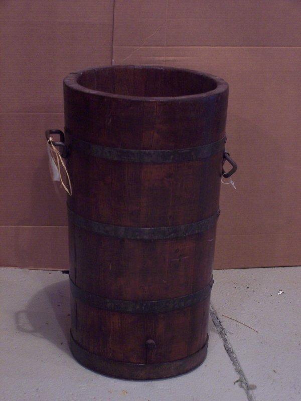 249: Old Fashioned Creamery Bucket