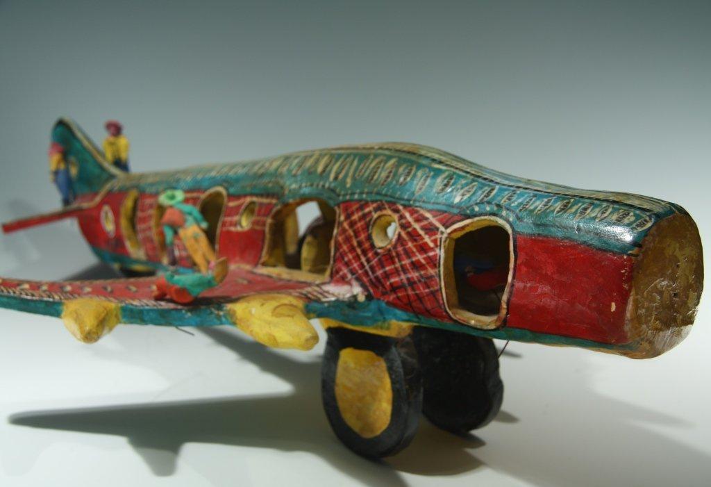 Airplane by Candelario Medrano