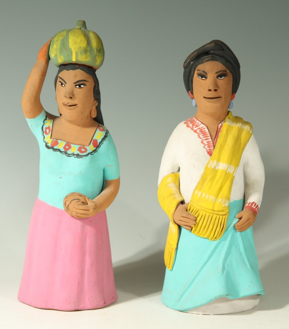 2 ladies by Josefina Aguilar