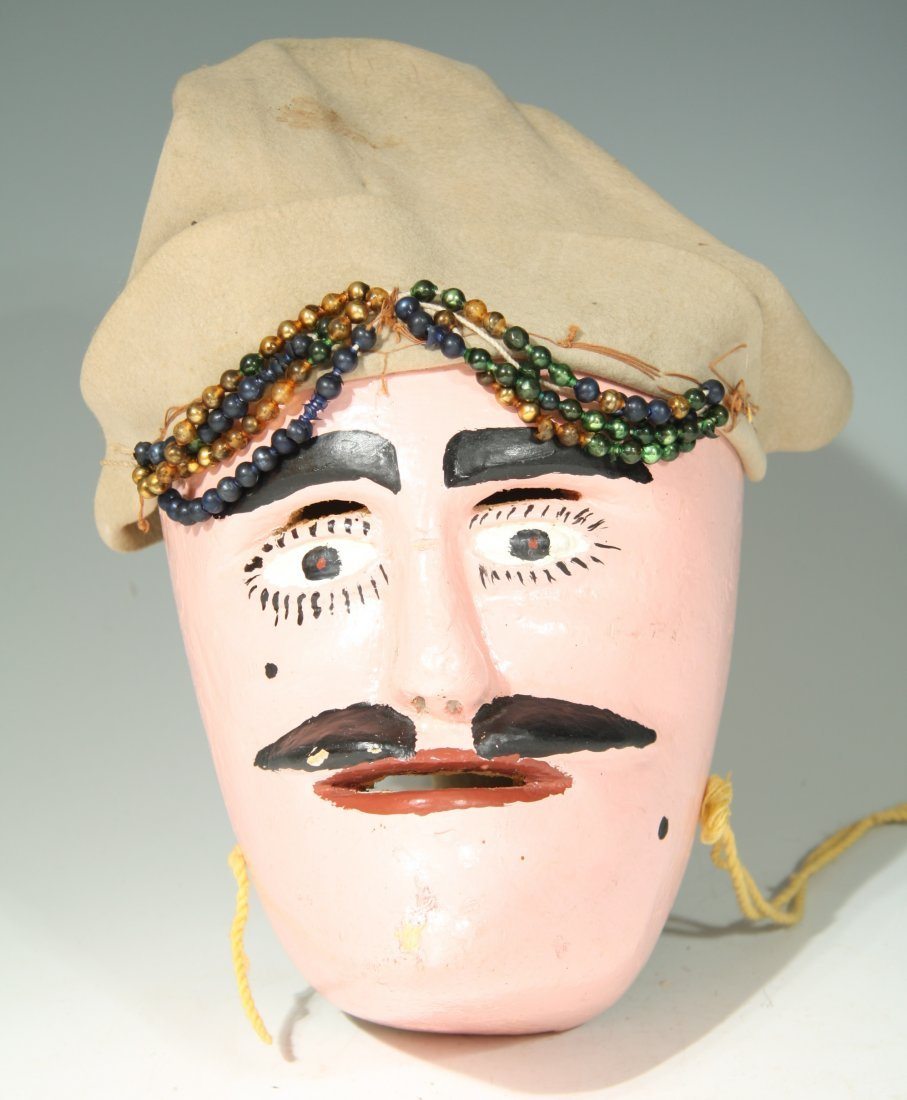 Large Mexican Carnival Mask