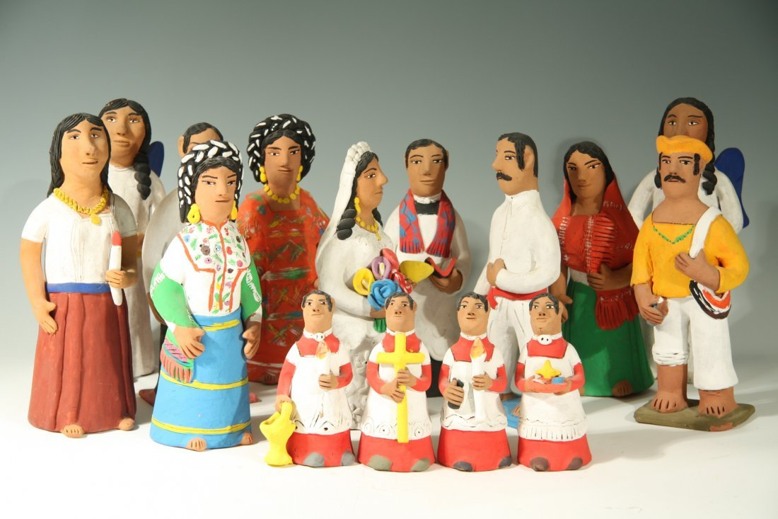Wedding Ceremony by Josephina Aguilar