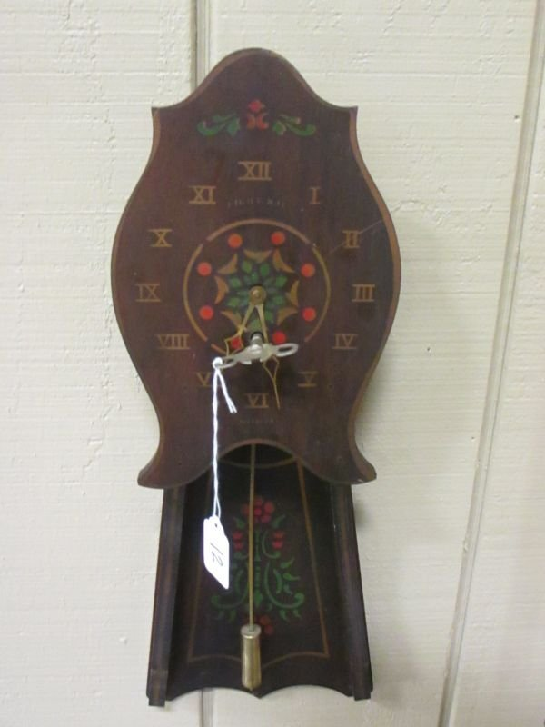 Gilbert & Day Wall Clock