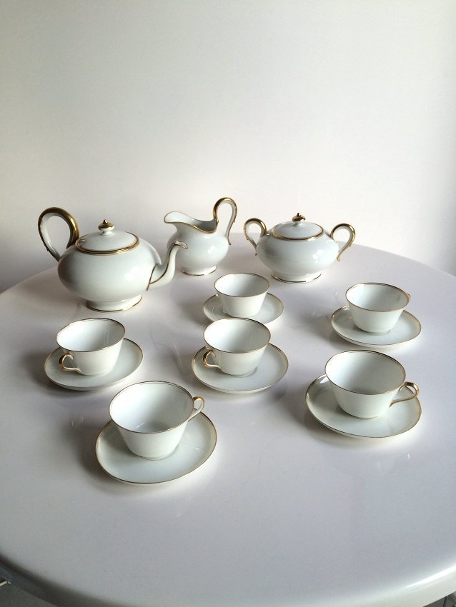 Richard Ginori, tea set
