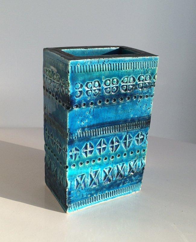 Aldo Londi, enamelled pottery