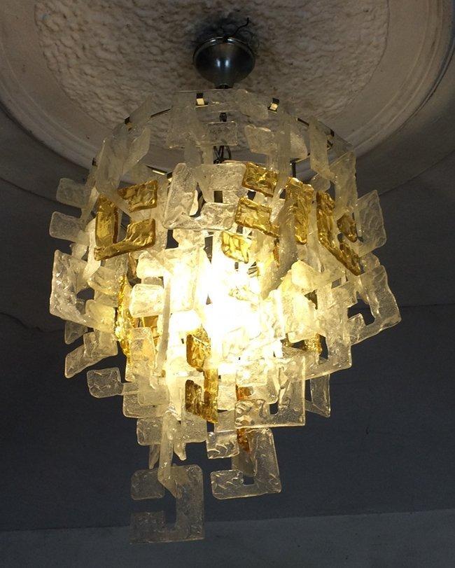 Mazzega, chandelier