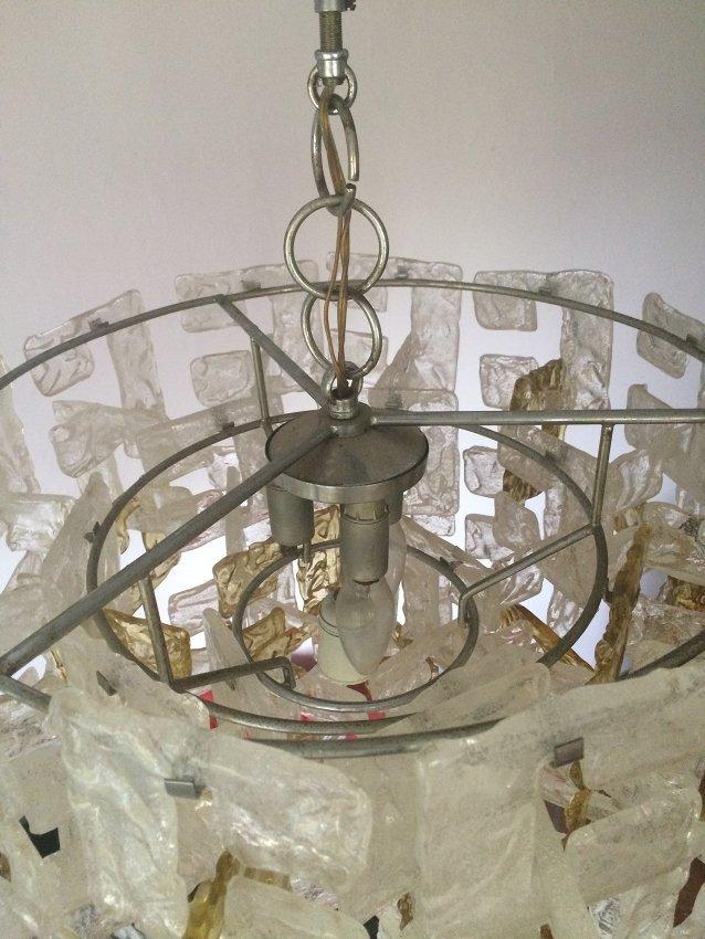 Mazzega, chandelier - 3