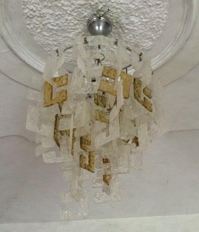 Mazzega, chandelier - 5