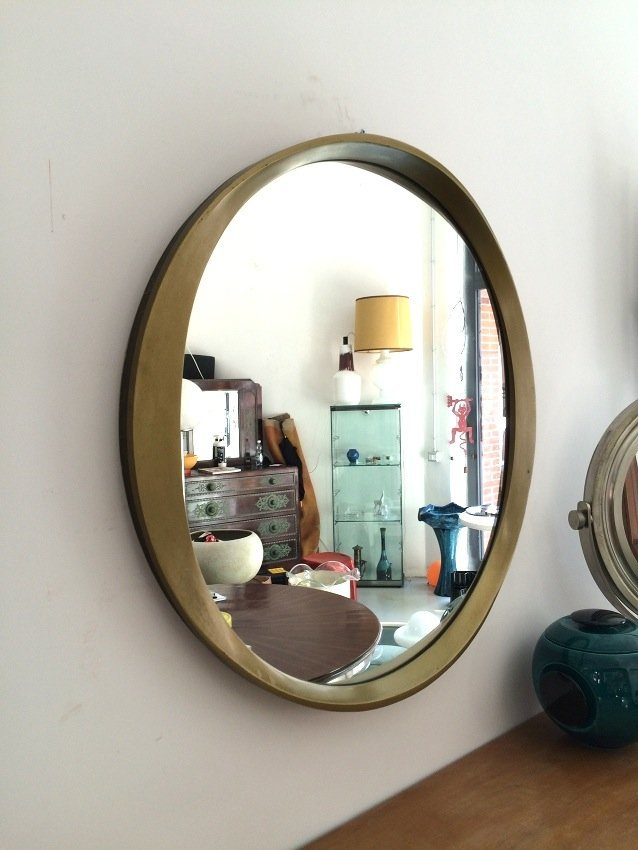 Lorenzo Burchiellaro, wall mirror