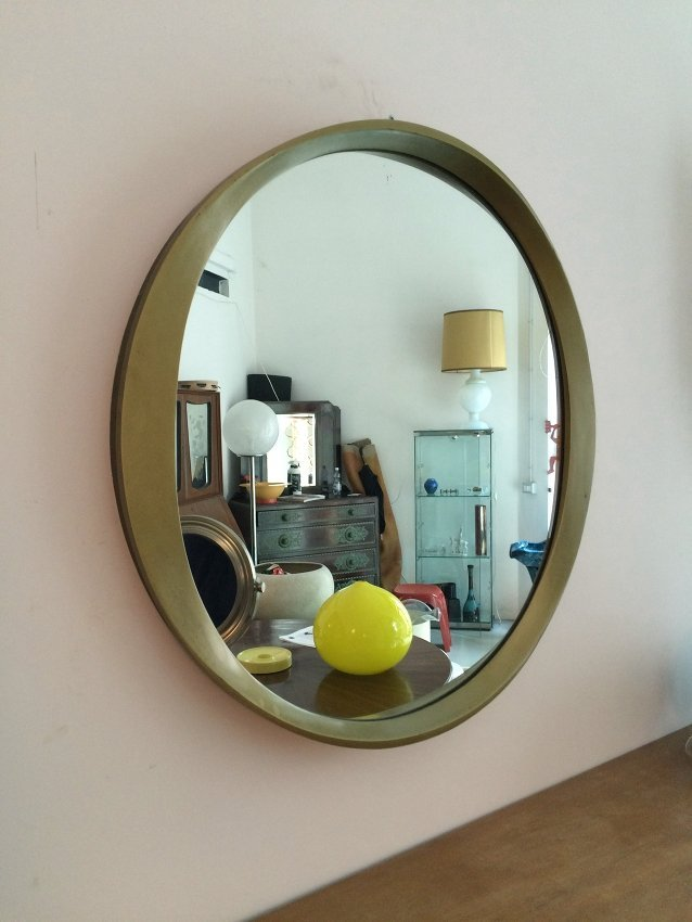 Lorenzo Burchiellaro, wall mirror - 4