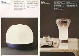 Angelo Mangiarotti, Artemide, Saffo lamp - 5