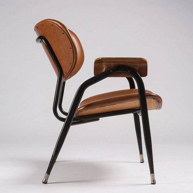 Gastone Rinaldi, Rima, armchair - 2