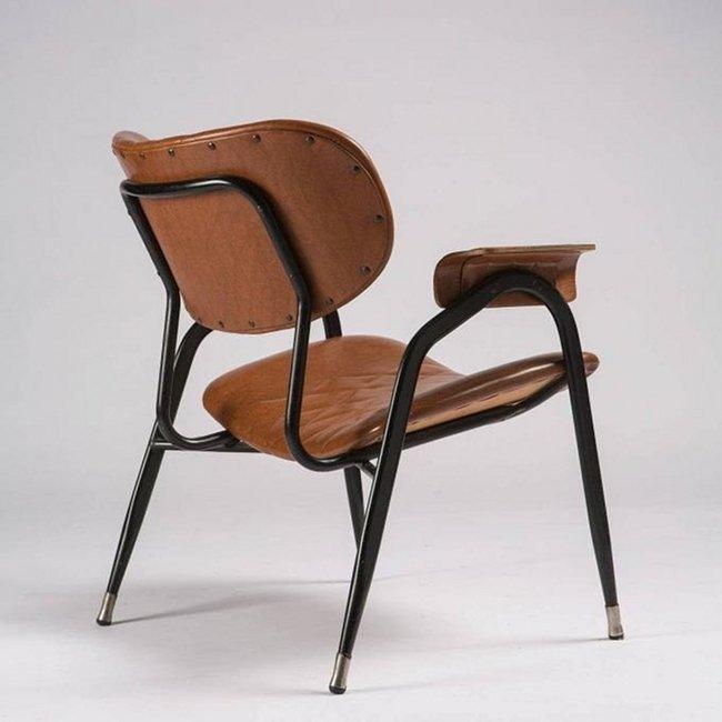 Gastone Rinaldi, Rima, armchair - 3