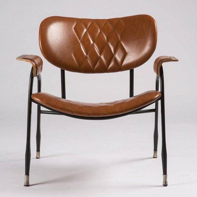 Gastone Rinaldi, Rima, armchair - 4