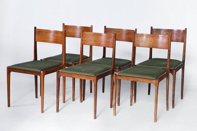 Cantu', six chairs