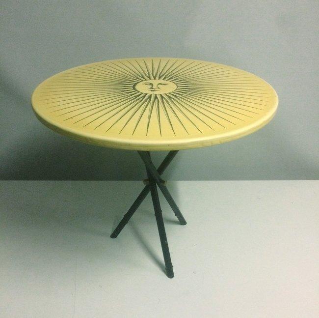 Piero Fornasetti, coffee table