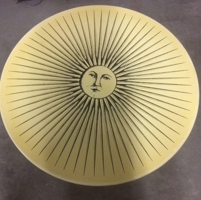 Piero Fornasetti, coffee table - 4
