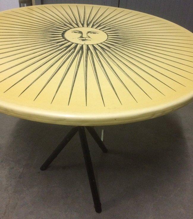 Piero Fornasetti, coffee table - 5