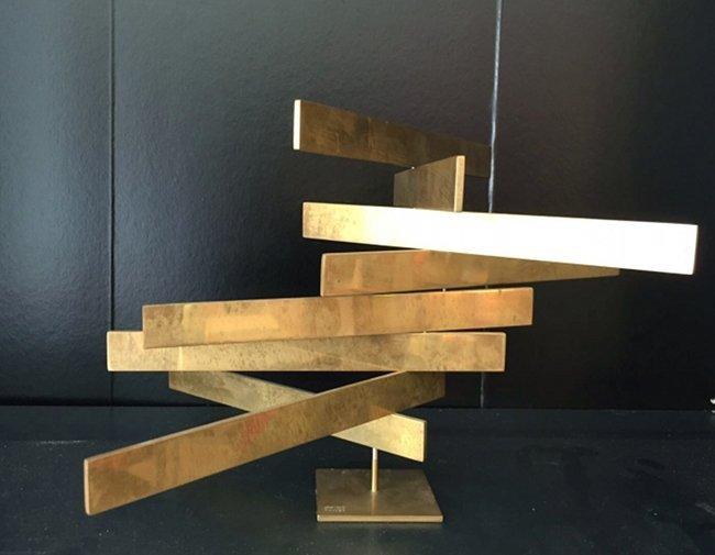 Victor Simonetti, Gavina, Duchamps, sculpture