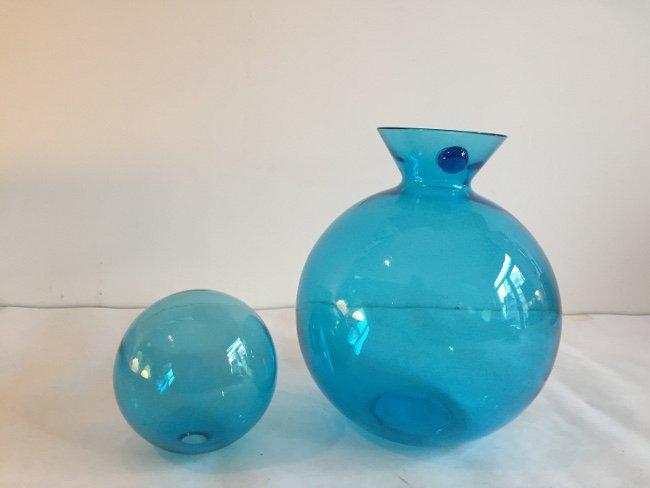 De Majo, Egidio Costantini, glass bottle - 4