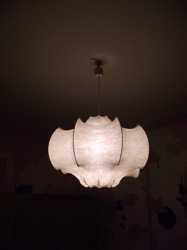 Castiglioni, Flos, hanging lamp - 2