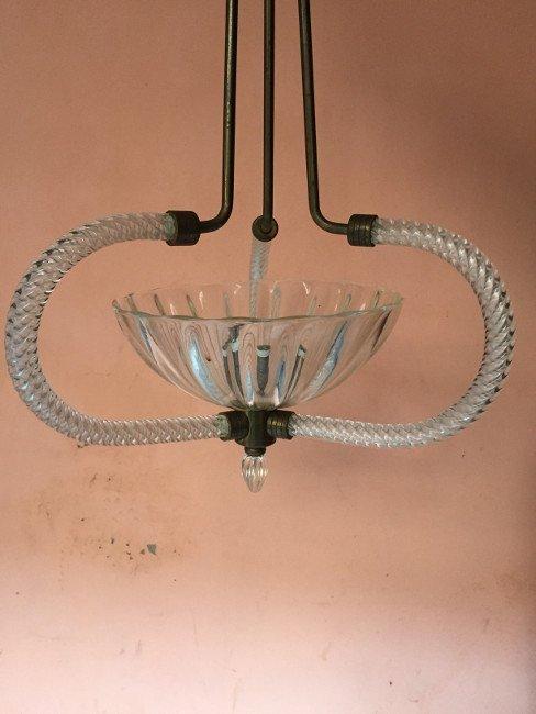Barovier e Toso, chandelier