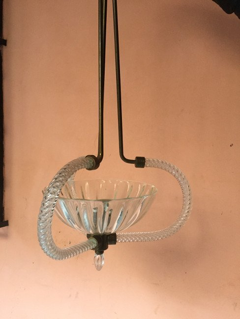 Barovier e Toso, chandelier - 2