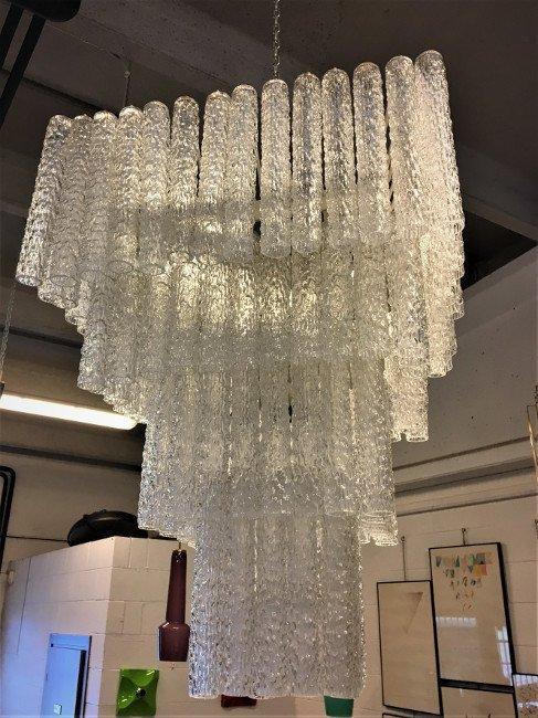 Venini, chandelier Bricole - 2