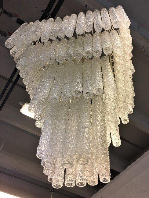Venini, chandelier Bricole - 3