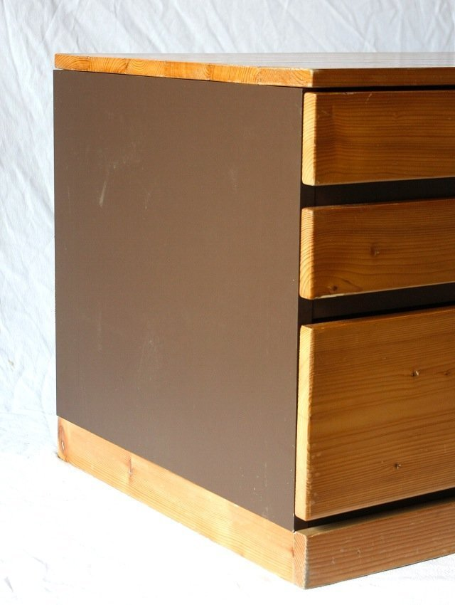 Enzo Mari, Gavina, chest of drawers - 4