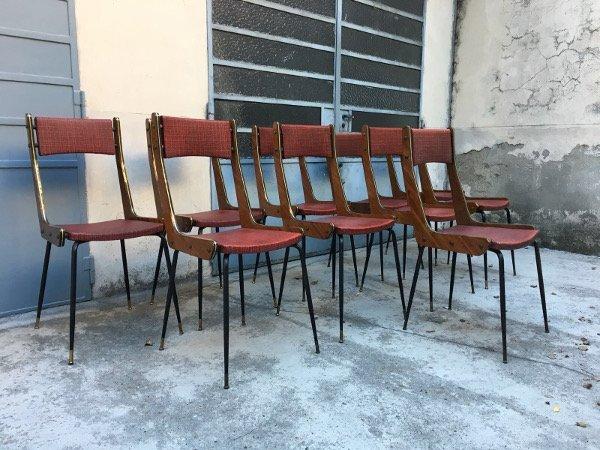Carlo Ratti, RB, ten chairs