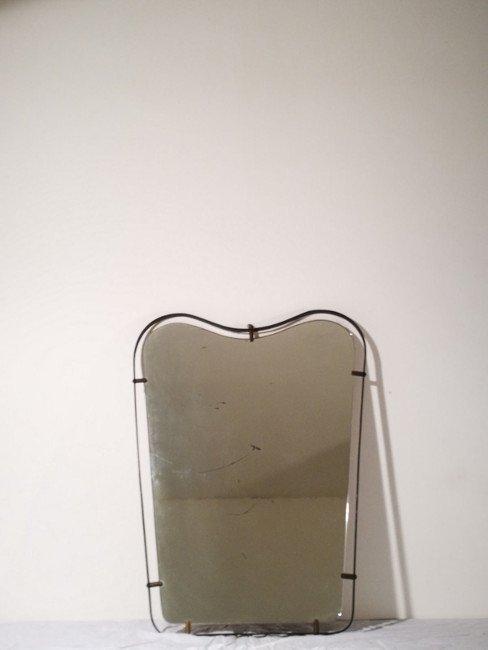 Gio Ponti (attr.), wall mirror