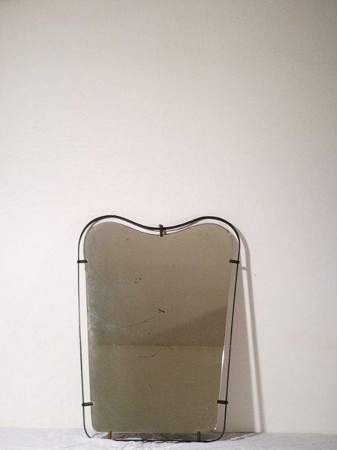 Gio Ponti (attr.), wall mirror - 4