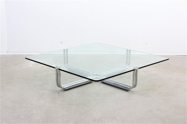 Gianfranco Frattini, Cassina, coffee table
