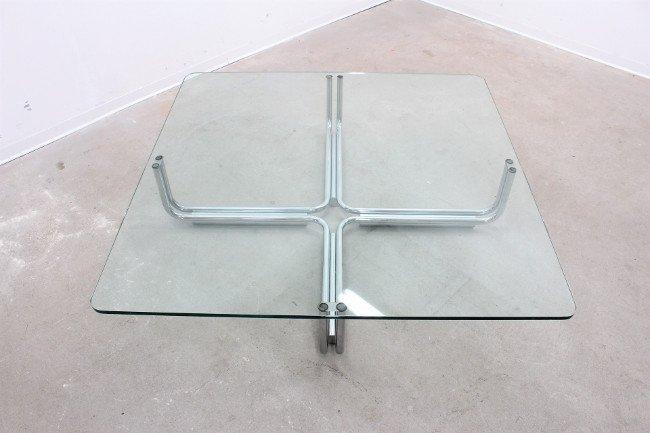 Gianfranco Frattini, Cassina, coffee table - 2