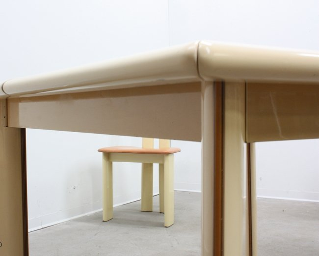 Pier Cardin, chairs and table - 5