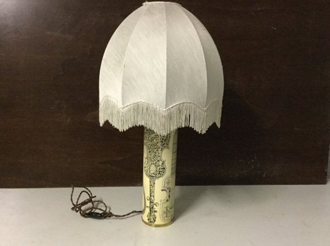 Piero Fornasetti, table lamp