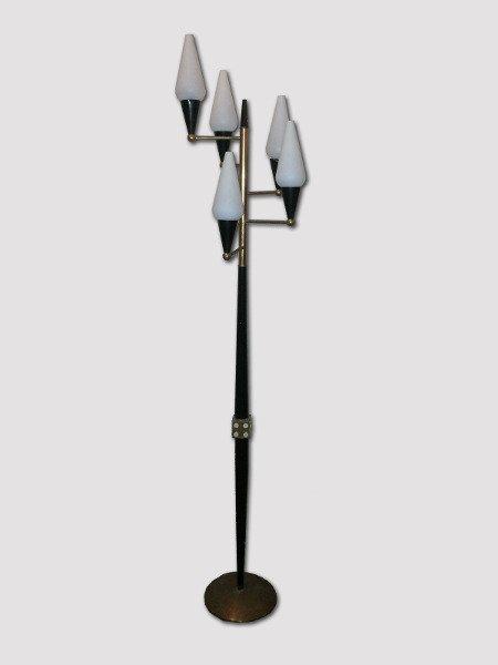 Italian Manufacture, floor lamp 1950