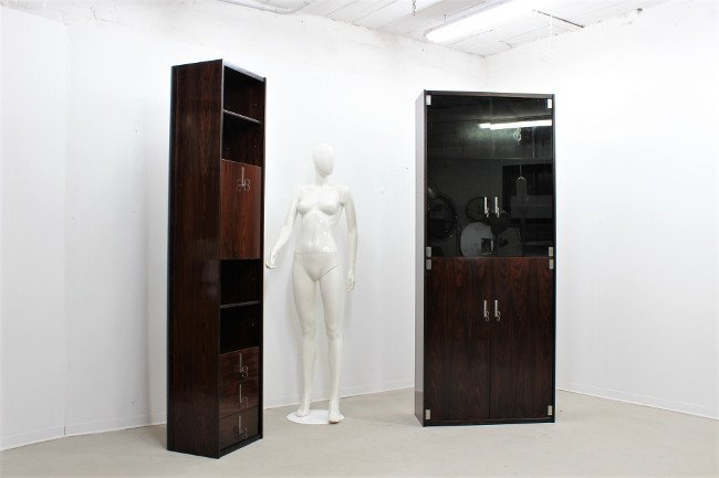 Vittorio Introini, Saporiti, two sideboards